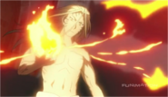 Father Catches Roy Mustang's Flames