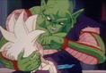 Piccolo holds ssj gohan