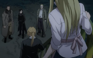 Winry Tells Ed She Will Leave Like He Wanted Earlier