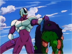 Cooler Throwing Piccolo