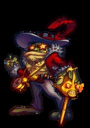 CharacterRender Froggy Skin Pimp redBG