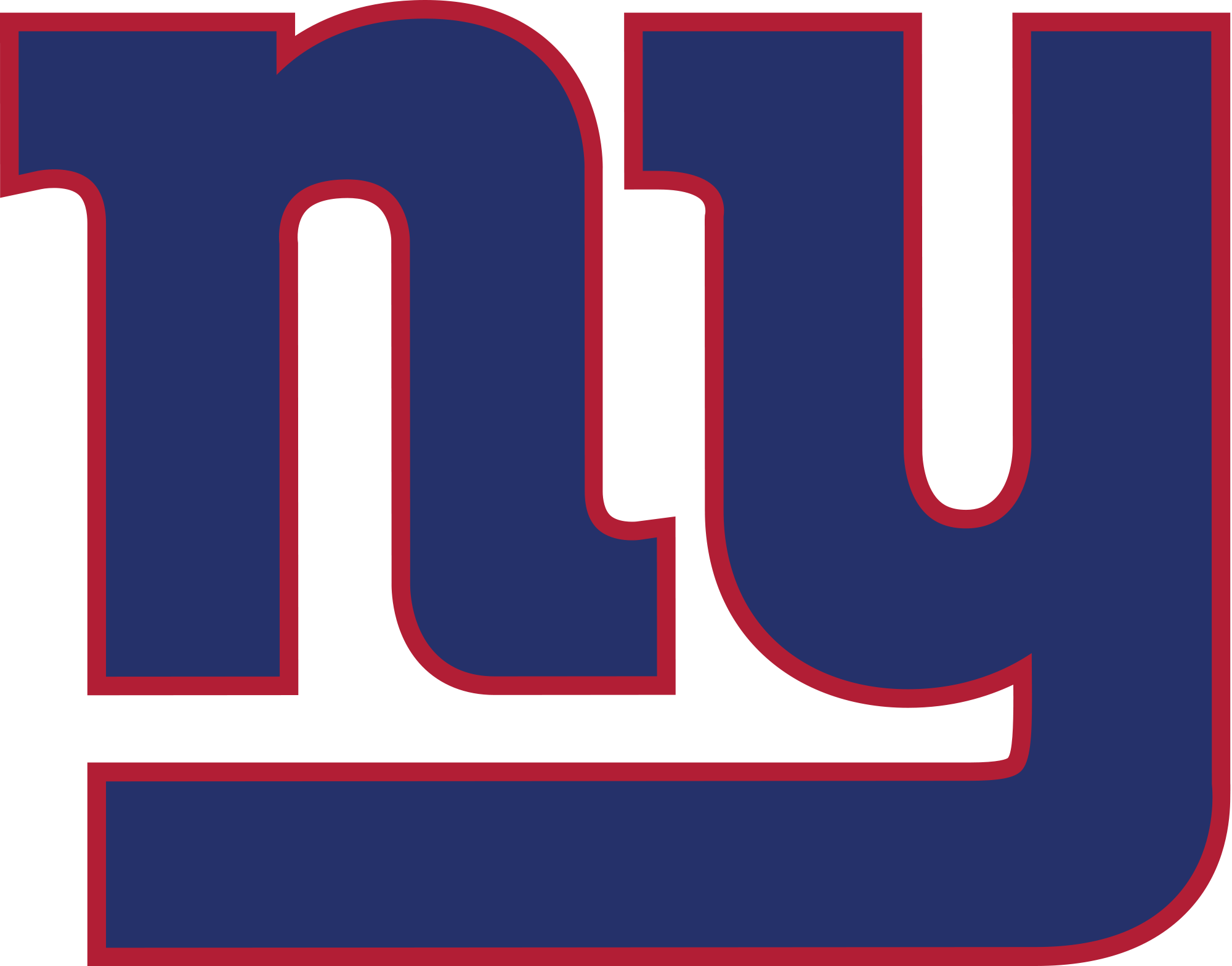 New York Giants Logo Png Full resolution