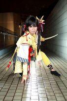 Futsu-No-Mitama cosplay by Tsuki 02