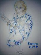 Romeo Fan-art
