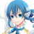 Blue Angel button