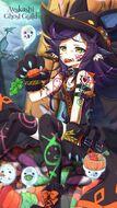 Halloween Tower HW3 Wallpaper