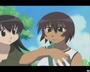 Kagura's new tan