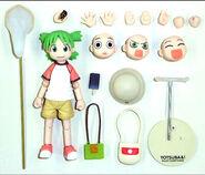 Yotsuba figure accessories