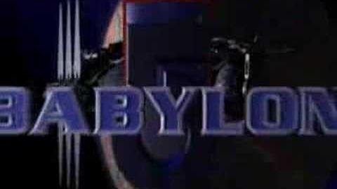 Babylon 5 S5 Opening