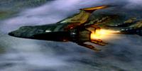 Kestrel Class Atmospheric Shuttle