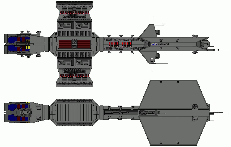 Normandy-class Assault Ship