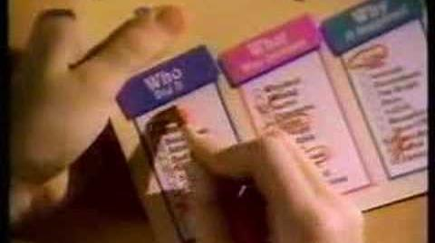 Babysitters Club Mystery Board Game commercial