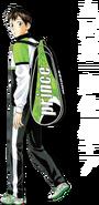 Prince eiichiro-back