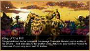 Level 20 krallen bug