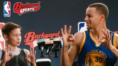 Backyard Sports Stephen Curry NBA TV commercial-0