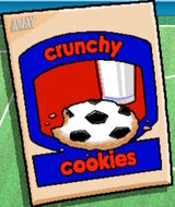 Crunchy Cookies bys