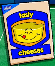 Tasty Cheeses bys