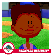 Dante Robinson Backyard Baseball backyard baseball characters and their mlb comps