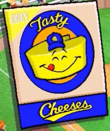 Tasty Cheeses byb