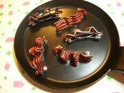 Bacon hair