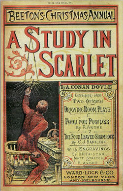 ArthurConanDoyle AStudyInScarlet annual
