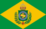 Flag of Brazil Empire