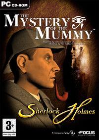 Sherlock Holmes I & The Mystery Of The Mummy