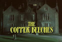 SHG title card The Copper Beeches