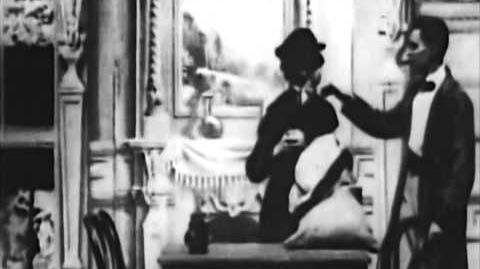 SHERLOCK HOLMES BAFFLED (1900) HD