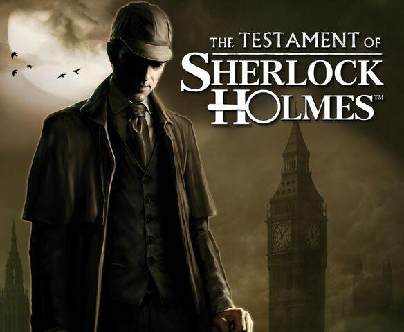 File:The Testament Of Sherlock Holmes.jpg