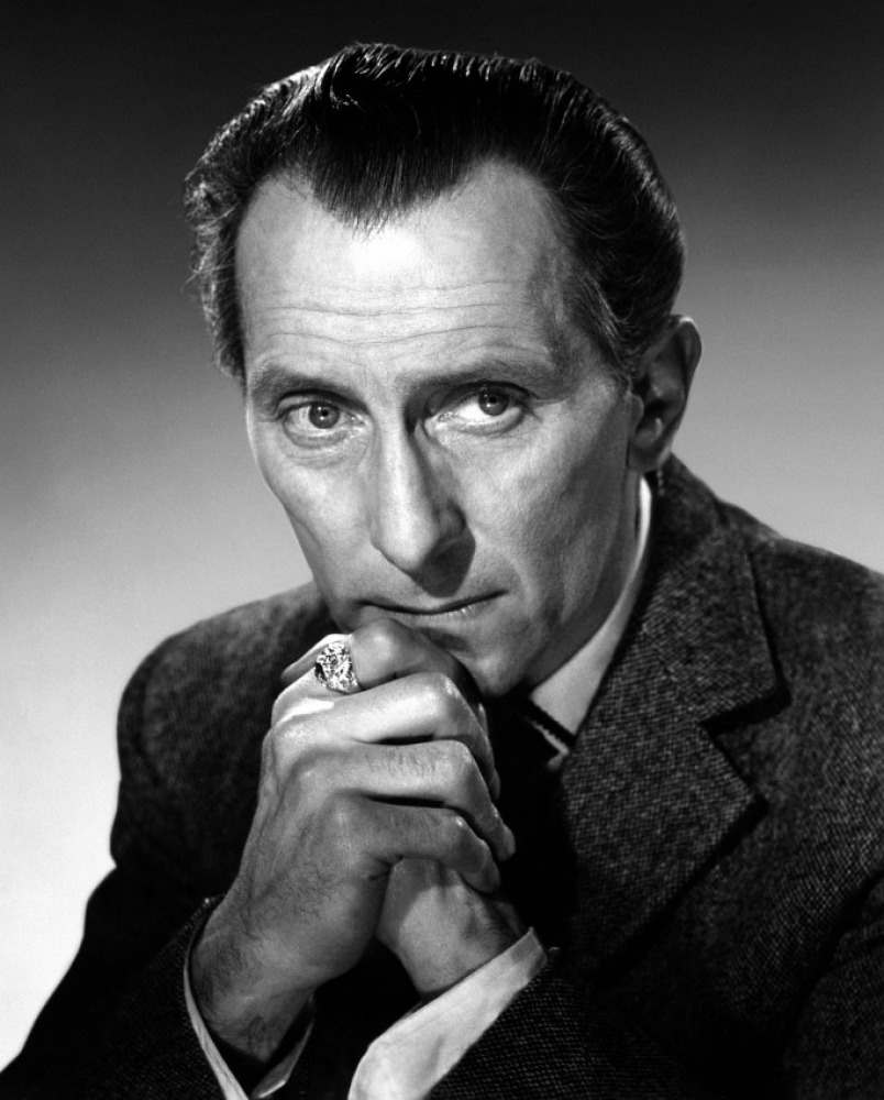 peter cushing top secret