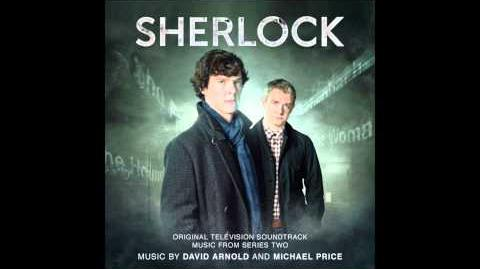 BBC - Sherlock Series 2 Original Television Soundtrack - Track 08 - Pursued by a Hound