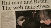 Sherlock deerstalker asib
