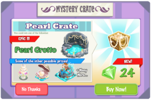 Pearl Crate