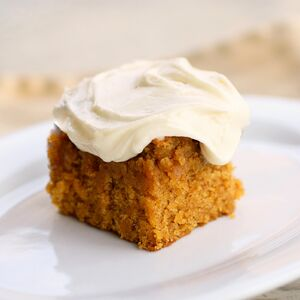 Pumpkin-bars-cake