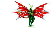 Masters Dragonoid