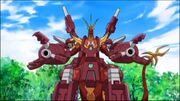 Cross maxus dragonoid