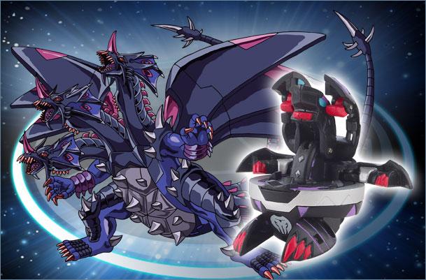 Alpha Hydranoid Bakugan Alpha Hydranoid