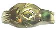 Shield Metal Cross Claw