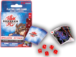 Bakugan Attack TCG