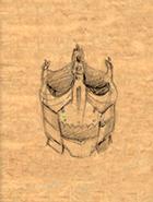 Piece of Burial Mask 1 item artwork BG2