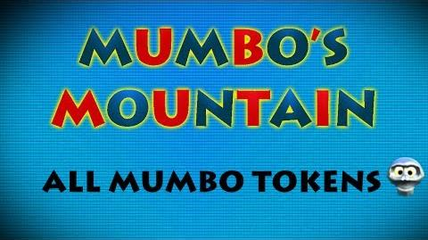 All Mumbo Tokens In Mumbo's Mountain