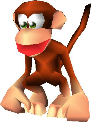 Chimpy kong 01