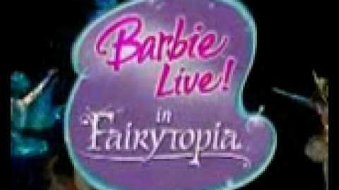 Barbie Live In Fairytopia Trailer