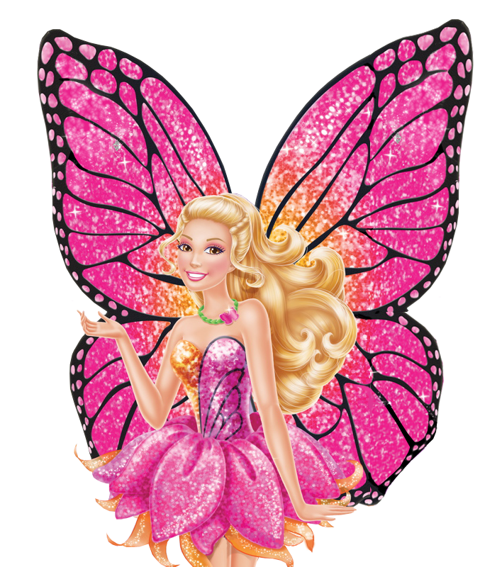 Fashion vignette 2017 - Image Barbie Mariposa And The Fairy Princess Png Barbie