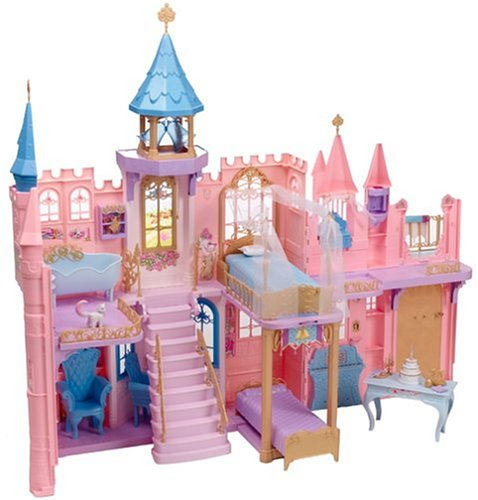 Play free online barbie diamond castle games