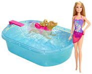 Puppy Chase Swimmin' Pup Pool Playset 2