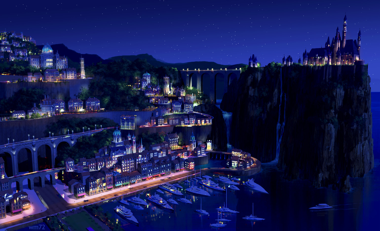 Night light wikipedia - File Wpm72 City Night Light Jpg