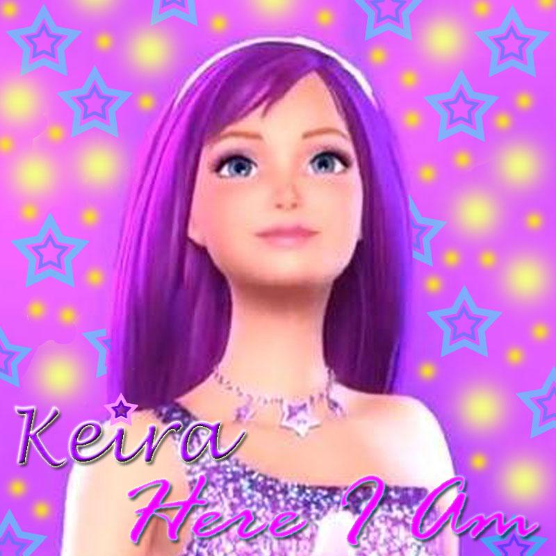 Barbie Rock N Royals Wallpaper: Keira-s-debut-single-Here-I-Am-barbie-movies