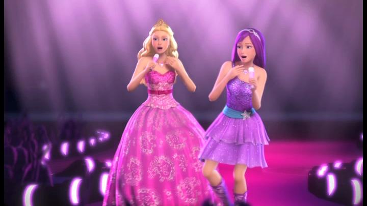 Image princess popstar trailer version barbie - Barbie princesse popstar ...